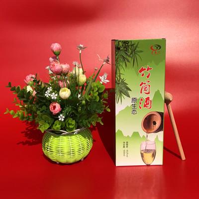 竹筒酒(绿盒)