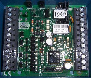 安舍ESSER 8613 4输入2输出模块