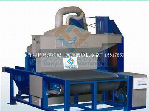 广东自动玻璃打砂机-环保打砂机
