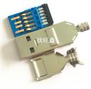 USB3.0 A公高频..