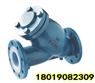 G41F46-16C法兰Y型衬氟过滤器DN100