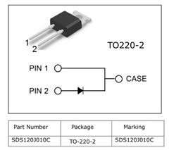 SDS120J010C