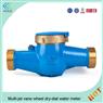 DN50mm Brass Multi Jet Water Meter