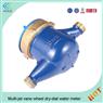 DN15mm Brass Multi Jet Water Meter