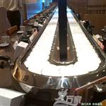 主题定制高档回转寿司设备