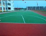 硅PU球场地坪涂装