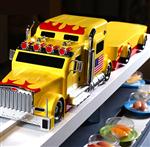 智能送餐小汽车