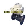【2019】Q941F-10S UPVC电动塑料法兰球阀 AC220V开关型