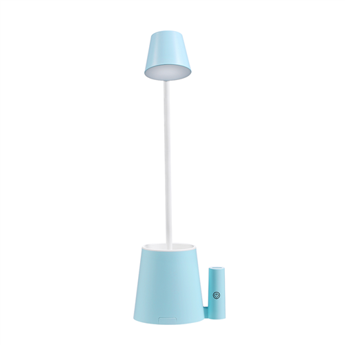 Creative multifunctional rechargeable small love desk lamp