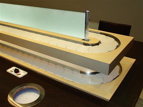 双层定制旋转设备打造更高端产品